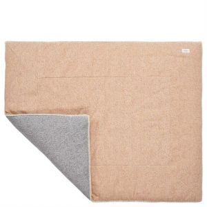 Koeka | Boxkleed Vigo 1069/0005 Caramel/Sparkle Grey 80x100