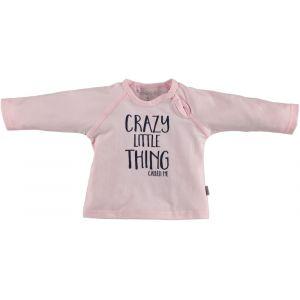 Girls Shirt Bess l.s. Crazy Pink