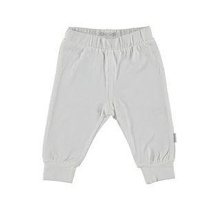 Broek Bess Uni Pants White