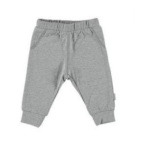 Broek Bess Uni Pants Grey