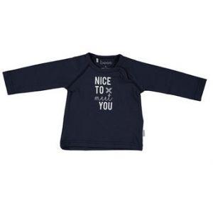 Shirt Bess Long Sleeves Nice To Blue