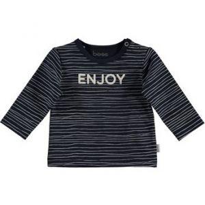 Shirt Bess Long Sleeves Enjoy Blue