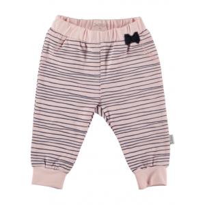 Broek Bess Pants Pinstripe Pink