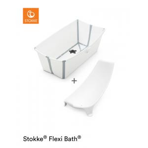 Stokke® Flexi Bath Bundle™ White