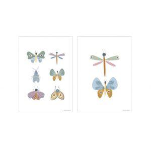 Poster Little Dutch Butterfly
