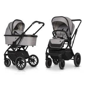 Kinderwagen Cavoe Axo Comfort Frost 2in1