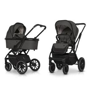 Kinderwagen Cavoe AXO Comfort Shadow 2in1