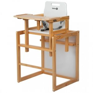 Kinderstoel Safety 1st. Cherry Wood Natural