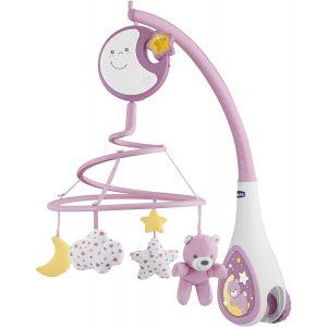 Mobiel Chicco Next 2 Dreams Pink