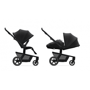 Kinderwagen Joolz Hub+ Brilliant Black