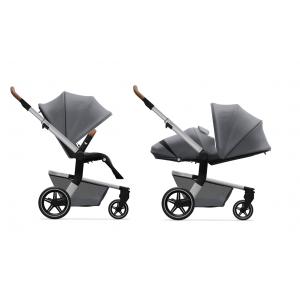 Kinderwagen Joolz Hub+ Gorgeous Grey