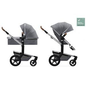 Kinderwagen Joolz Day+ Gorgeous Grey + Gratis Wipstoel