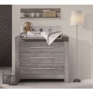 Commode Nordic Driftwood