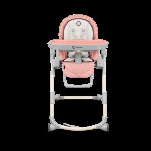 Kinderstoel Lionelo Cora Bubblegum