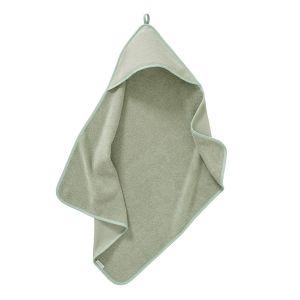Badcape Cottonbaby Diamantwafel Oudgroen
