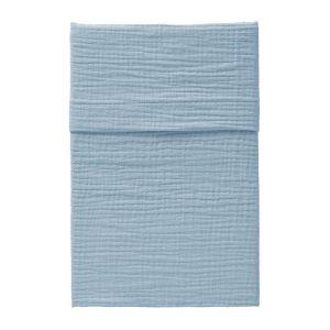 Laken Ledikant CottonBaby Cottonsoft Oudblauw