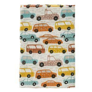 Laken Wieg Cottonbaby Soft Cars
