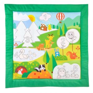 Colour Mat Chicco Numbers