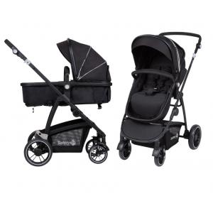 Kinderwagen Crossy 2-in-1 Safety 1st Pure Black