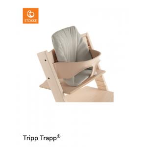 Stoelverkleiner Stokke® Tripp Trapp® Baby Timeless Grey