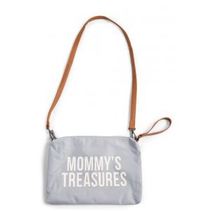 Mommy Clutch Childhome Grey Off White
