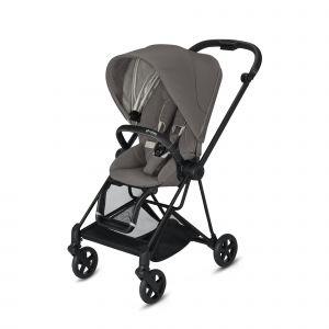 Kinderwagen Cybex Mios Soho Grey / Mid Grey | Wandelwagen