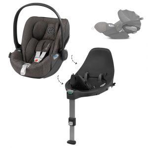 Set | Autostoel Cybex Cloud Z I-Size PLUS Soho Grey/Mid Grey + Cybex Base Z