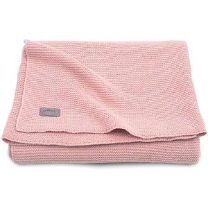 Deken Jollein Basic Knit Blush Pink