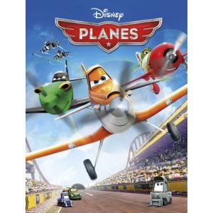 Boek Disney Planes