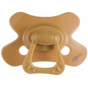 Fopspeen Difrax Dental Uni Geel 18+mnd