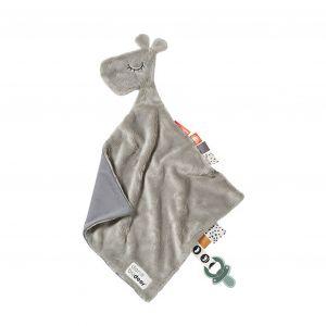 Knuffeldoekje Done by Deer Comfort Blanket 4303055 Grey