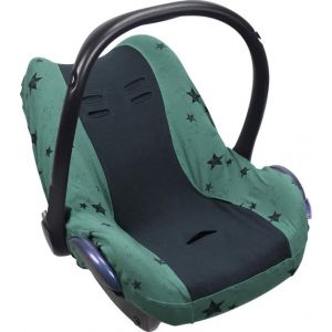 Dooky Seat Cover Maxi 0+ Green Star