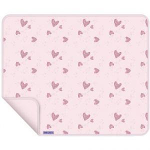 Blanket Dooky Pink Heart