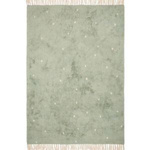 Vloerkleed Little Dutch Dot Pure Mint 120x170cm