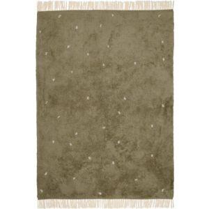 Vloerkleed Little Dutch Dot Pure Olive 120x170cm