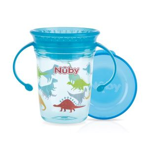 Nuby | Drinkbeker Wonder Tritan Aqua