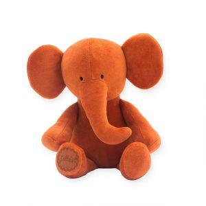 Knuffel Jollein Elephant Rust