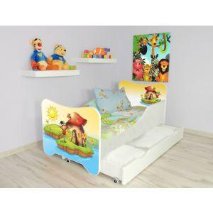 Kleuterbed Top Beds Happy 160x80 Elf Incl. Matras + Bedlade