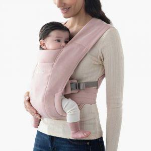 Buikdrager Ergobaby Embrace Blush Pink