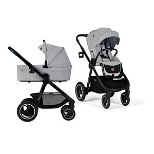 Kinderwagen Kinderkraft Everyday 2-in-1 Light Grey