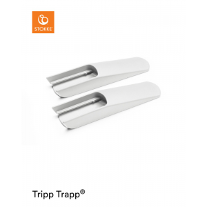 Extended Gliders Stokke® Tripp Trapp® White