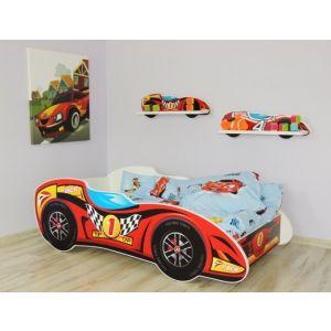 Kleuterbed Top Beds F1 160x80 Top Car Incl. Matras