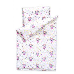 Top Beds Dekbed en hoofdkussen + Dekbedovertrek Fairy 140x100 cm