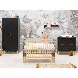 Babykamer Bopita Floris (2-deurs)