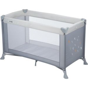 Reisbed Safety 1st Soft Dreams Warm Grey