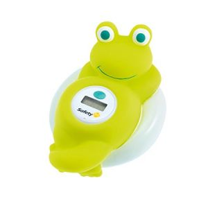Thermometer Safety 1st Frog Digital Lime