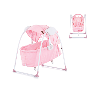 Babyswing 2-in-1 Chipolino Gia Peony Pink