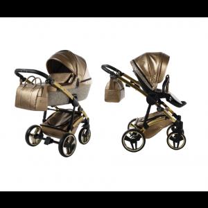 Kinderwagen Junama 2-In-1 Glitter Gold
