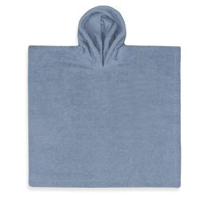 Badponcho Funnies Grey/Blue