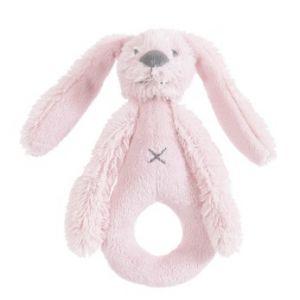 Rabbit Richie Pink Rattle